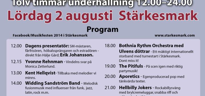Musikfesten 2014